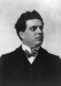 Pietro Mascagni, 1903