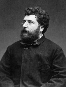 Georges Bizet, 1875