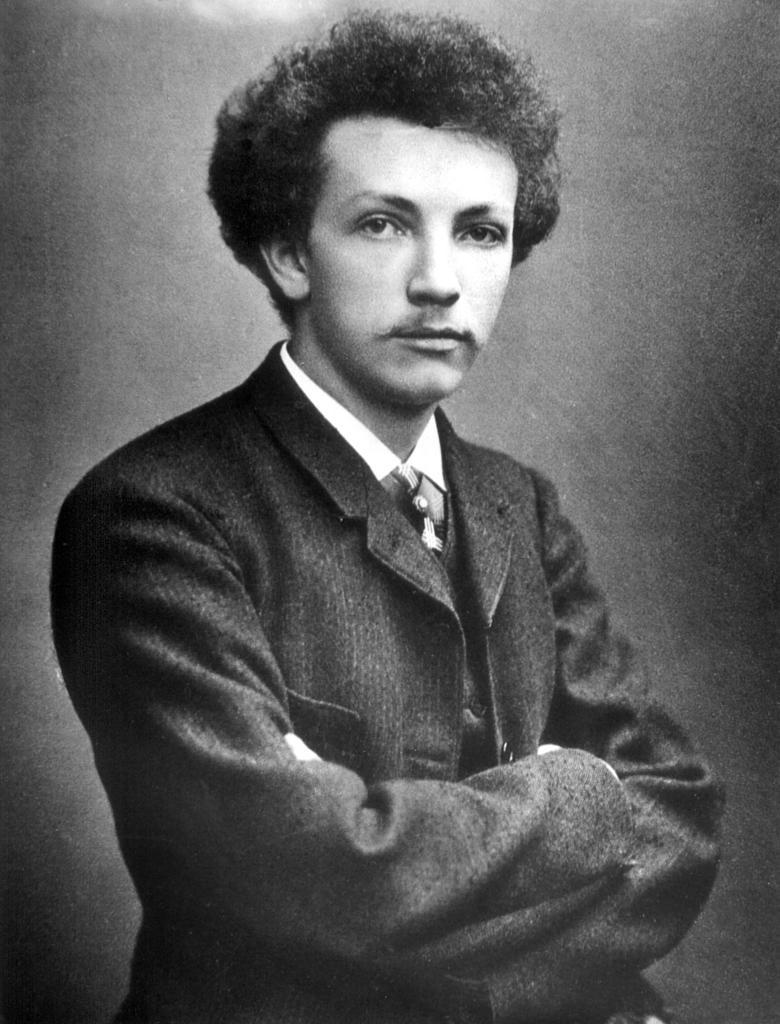 Richard Strauss, 1888
